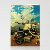 Hunter S Stationery Cards