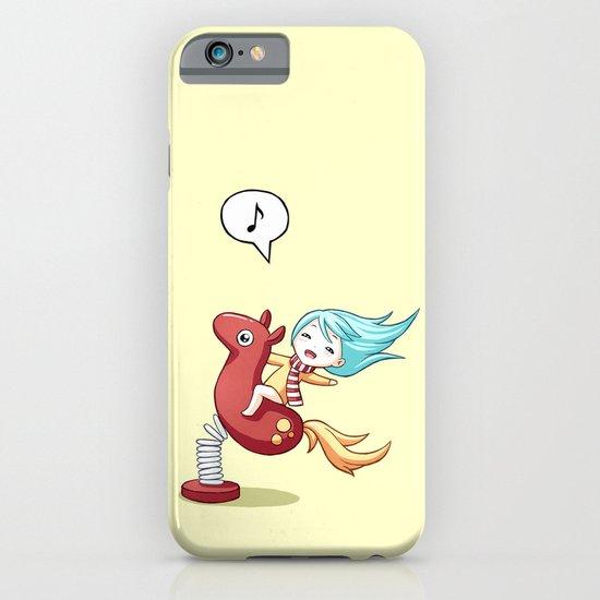 Pony Ride iPhone & iPod Case