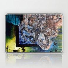 Literary Octopus Laptop & iPad Skin