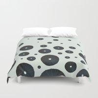Sea's Design - Urchin Sk… Duvet Cover