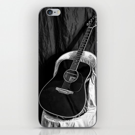 Acoustic iPhone & iPod Skin