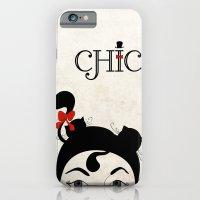 iPhone & iPod Case featuring Chic by Aleksandra Mikolajczak