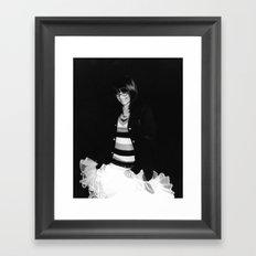 Independent Rebel Framed Art Print