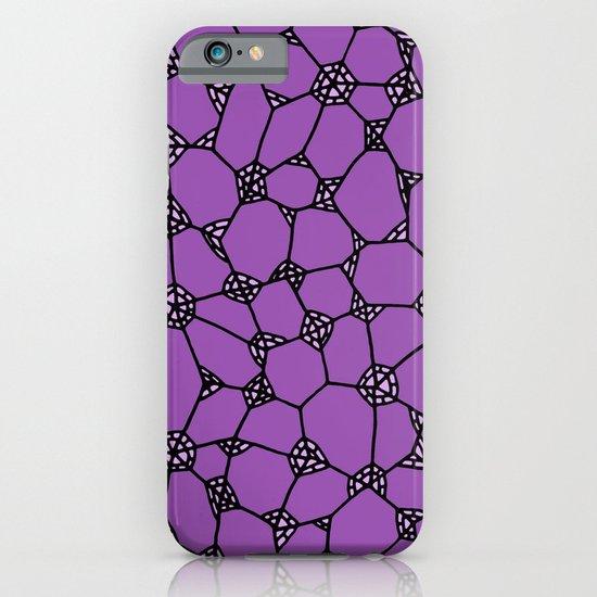 Yzor pattern 006-3 kitai lilac iPhone & iPod Case