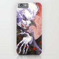 iPhone & iPod Case featuring Dracula Bad Romance by JoJo Seames