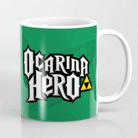 Ocarina Hero Mug