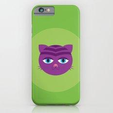 Bored Cat iPhone 6s Slim Case
