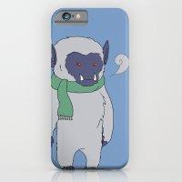 Yeti Boy iPhone 6 Slim Case
