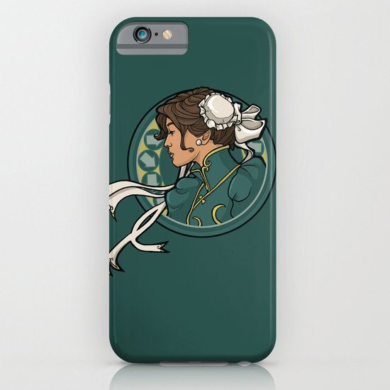 Chun-Li Nouveau iPhone & iPod Case