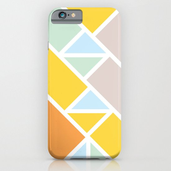 Shapes 006 Ver. 2 iPhone & iPod Case