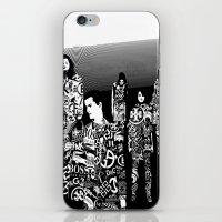 Hypnotisieren iPhone & iPod Skin