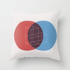 create together Throw Pillow