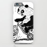 Dirt Jump Panda iPhone 6 Slim Case