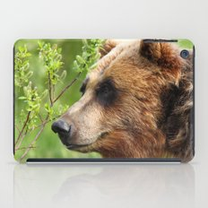 Smokey Sniffing the Breeze iPad Case