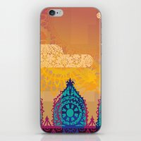 Chantily Castle II iPhone & iPod Skin