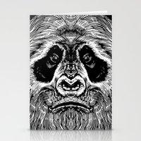 Bigfoot Panda Stationery Cards