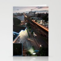 Skalitzer Straße, Berli… Stationery Cards