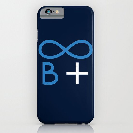 Always be positive iPhone & iPod Case