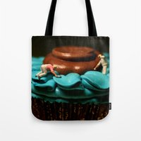 The Cake Decorators Tote Bag