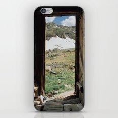 Colorado Mountain Cabin iPhone & iPod Skin