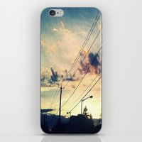 Petworth At Sunset (Wash… iPhone & iPod Skin