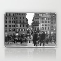 A Nice Day To Be A Touri… Laptop & iPad Skin