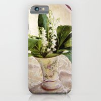 Lily of the Valley iPhone 6 Slim Case