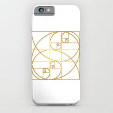 Golden Waves Slim Case iPhone 6s