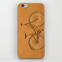 I Like To Ride My Bicycl… iPhone & iPod Skin