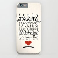 One Direction: Truly Mad… iPhone 6 Slim Case