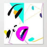 High Pitch Canvas Print