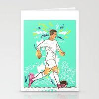 CR7 Stationery Cards