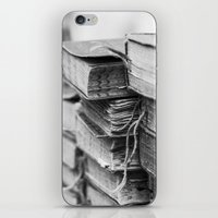 The Book Store iPhone & iPod Skin