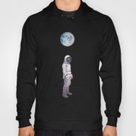 Moon Balloon Hoody