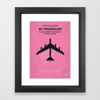 No025 My Dr Strangelove … Framed Art Print