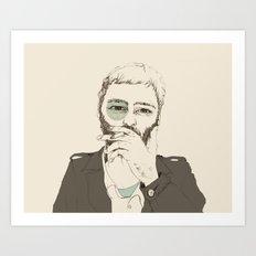 The New Ramon Art Print