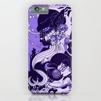 iPhone & iPod Case featuring Horror Nouveau by JoJo Seames