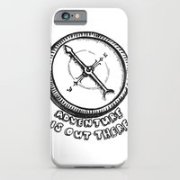 iPhone & iPod Case featuring Adventure by Ellie Craze