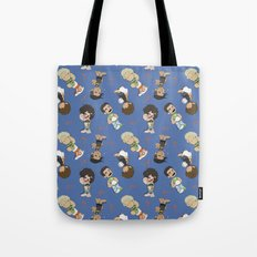 Sleepy 1D Tote Bag
