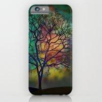 iPhone & iPod Case featuring Celestial Phenomenon by Klara Acel