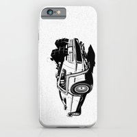 DeLorean / BW iPhone 6 Slim Case