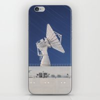 Searching The Stars iPhone & iPod Skin