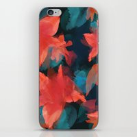 Midnight Garden iPhone & iPod Skin