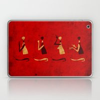 Forms of Prayer - Red Laptop & iPad Skin
