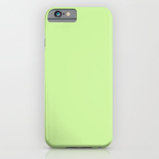 Summer Green iPhone & iPod Case