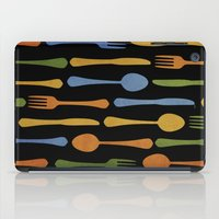 Kitchen Traffic 2 iPad Case