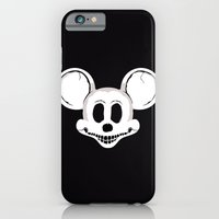iPhone & iPod Case featuring DEADMOUSE by Tshirtbaba