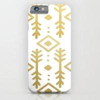 GOLD NORDIC iPhone 6 Slim Case