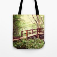 To The Forest Fairy Tote Bag