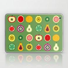 Banca de Frutas Laptop & iPad Skin